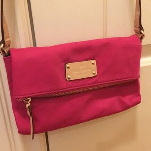 Kate Spade Nylon Cross Body Bag